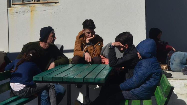 Aydın'da 53 düzensiz göçmen yakalandı