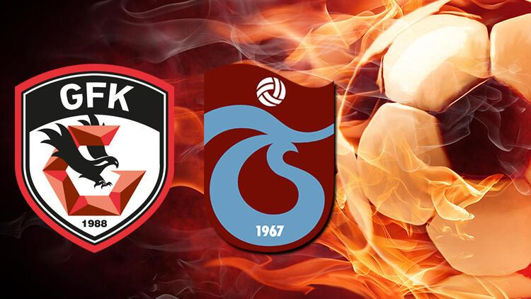 Gaziantep FK Trabzonspor maçı ne zaman saat kaçta hangi kanalda?
