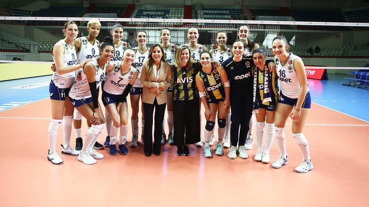 Fenerbahçe Opet 3-0 PTT