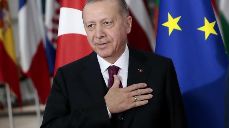 Cumhurbaşkanı Erdoğan Belçika'dan ayrıldı