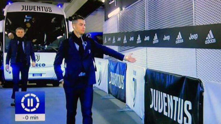 Cristiano Ronaldo kimle tokalaşıyor!
