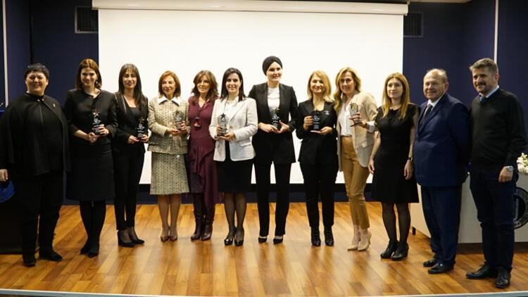 7 iş kadınına dış ticaret ödülü