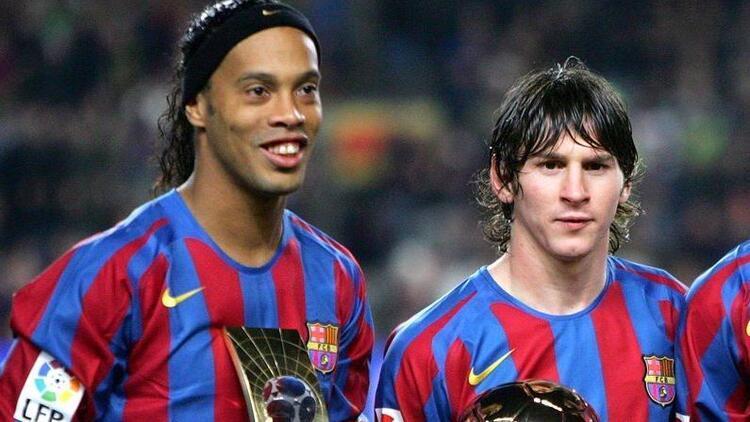 Messi'den Ronaldinho için büyük fedakarlık! Avukat ordusu...