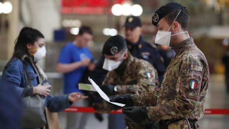 Avrupa'da koronavirüs tedbirleri: Uçak seferleri durdu, okullar tatil edildi, spor etkinlikleri iptal edildi