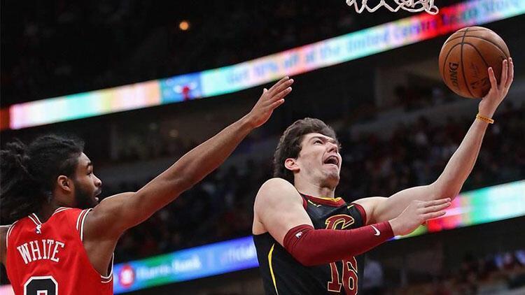 NBA'de gecenin sonuçları | Cedi Osman'ın galibiyet serisi bitti!