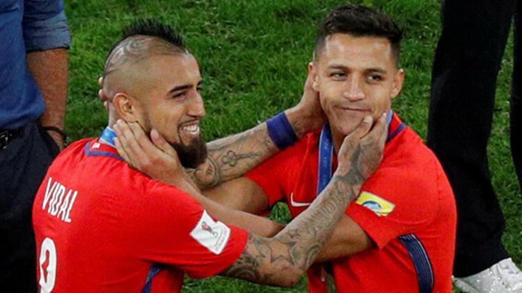 Alexis Sanchez ve Arturo Vidal, corona virüs nedeniyle karantinaya alınıyor