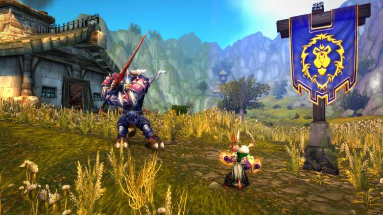 World of Warcraft Classic'te büyük savaş Arathi Havzası'na taşınıyor
