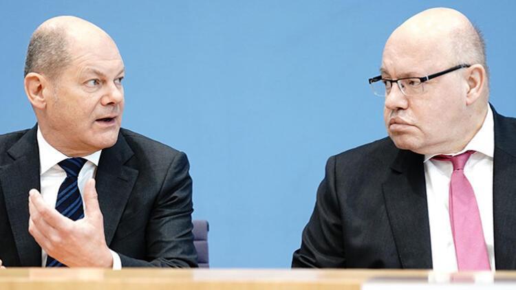 Almanya kesenin ağzını açtı! 500 milyar Euro...