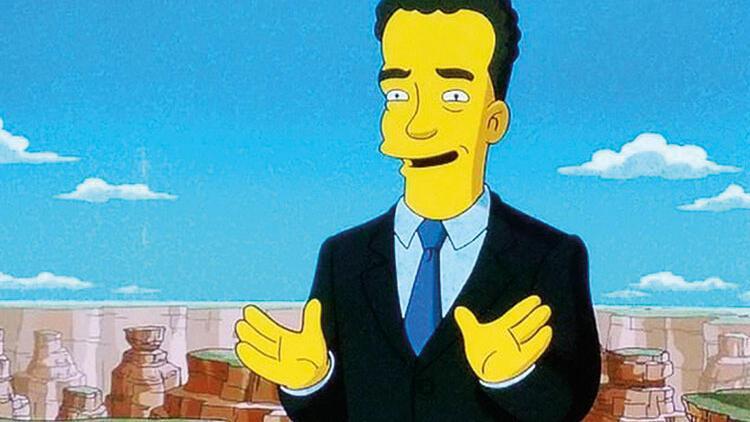 Simpsons bunu da tahmin etti