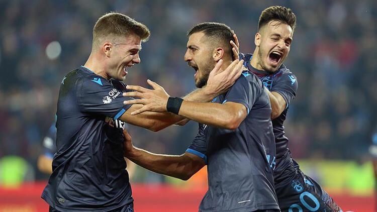 Trabzonspor ile Medipol Başakşehir 24. randevuda