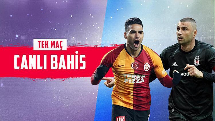 """Nefesler tutuldu, gözler derbide! Son 6 """"Galatasaray - Beşiktaş"""" maçına baktığımızda..."""