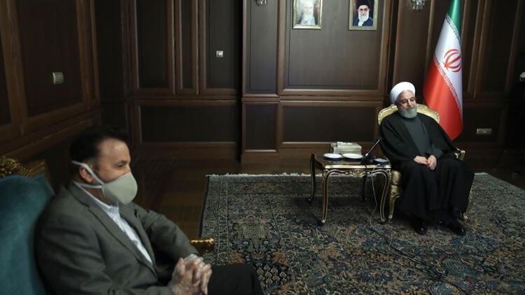 Ruhani'den koronavirüse karşı 'video konferans' önlemi