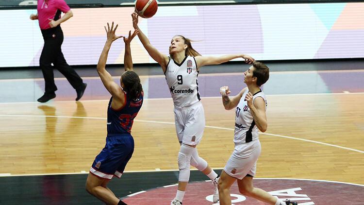 Beşiktaş TRC İnşaat 97-93 Büyükşehir Belediyesi Adana Basketbol