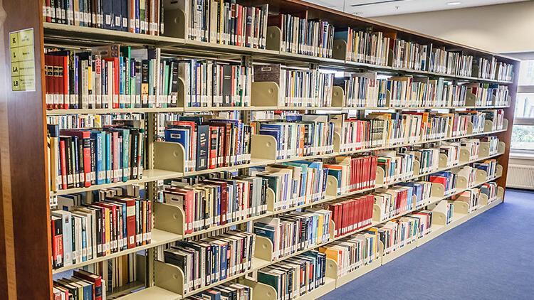 Son dakika haberleri... Kültür Bakanlığı duyurdu: Kütüphaneler 16-30 Mart arası kapalı