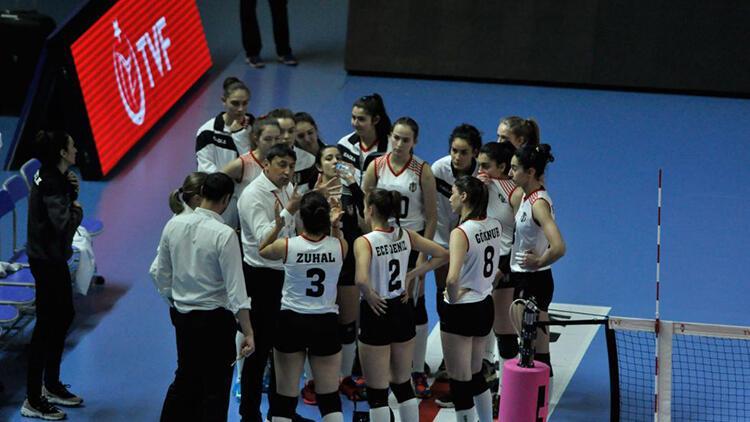 Nilüfer Belediyespor 3-0 Beşiktaş