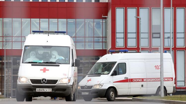 Rusya'da corona virüs vakası 63'e çıktı