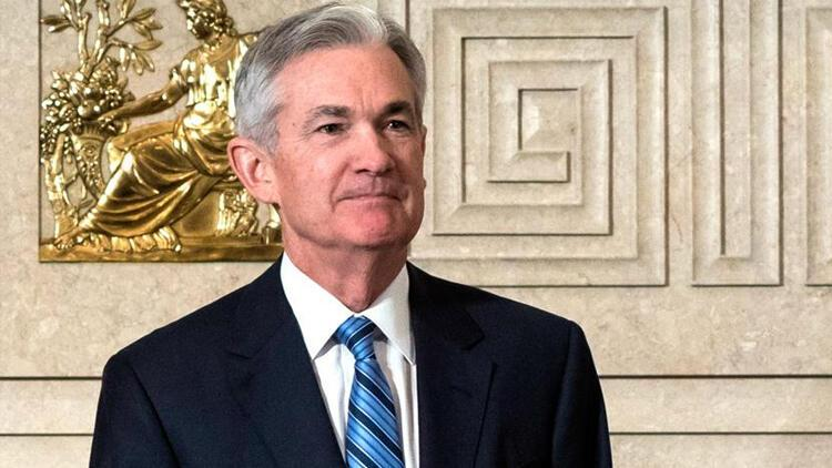 """Fed Başkanı Powell'dan """"faiz indirimi"""" açıklaması"""