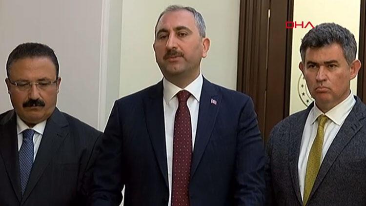 Son dakika... Adalet Bakanı Gül yargıda corona virüs önlemlerini açıkladı