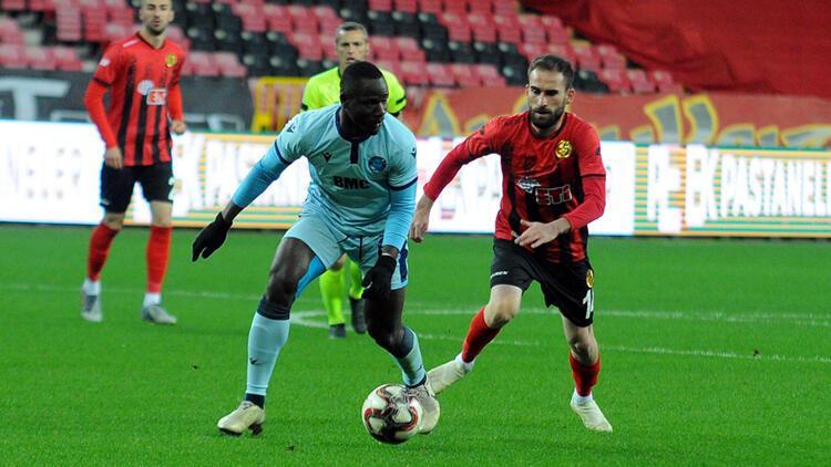 Adana Demirspor, Es Ese gol yağdırdı