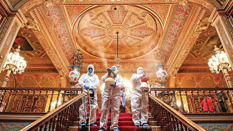 İstanbul'da koronavirüse mega önlem