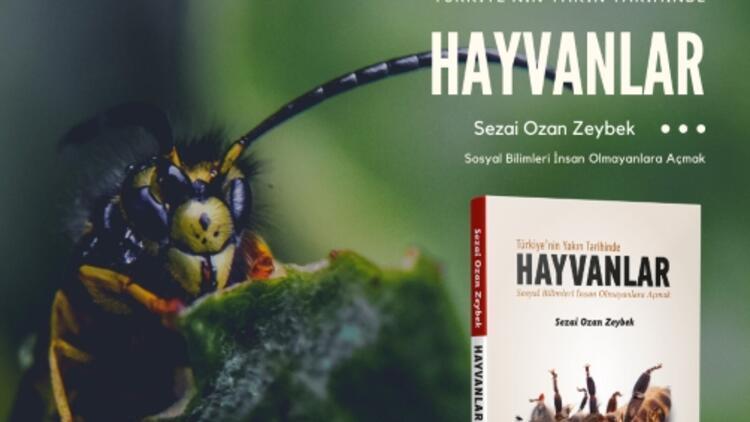Türkiye'nin Yakın Tarihinde Hayvanlar NotaBene Yayınları'ndan Çıktı
