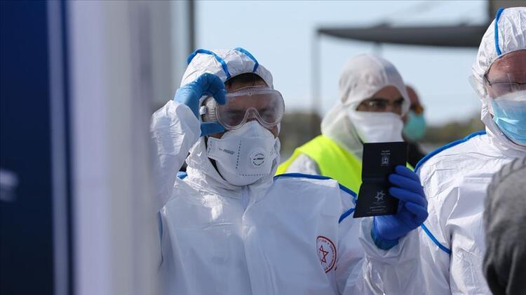 İsrail'de koronavirüs vakaları hızla artarak 298'e yükseldi