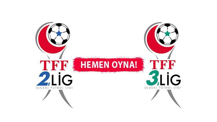 TFF 2. Lig ve TFF 3. Lig maçları tam gaz devam! Misli.com'da iddaa oyna...
