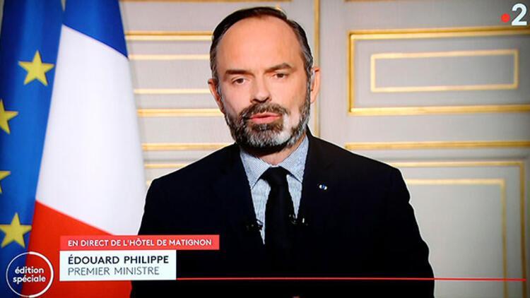 """Fransa Başbakanı: 'Gelecek aylarda bu salgını yeneceğiz"""""""