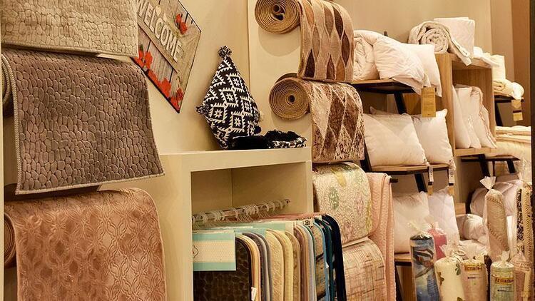 """Ev tekstilinde 165 ülkede """"Made in Türkiye"""" imzası"""