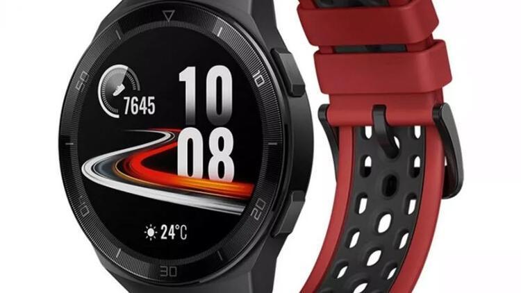 Huawei Watch GT 2e geliyor! İlk görüntüleri yayınlandı