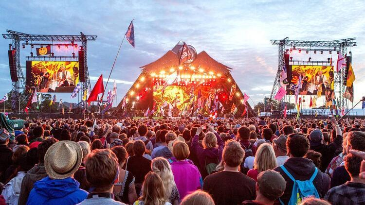 Glastonbury festivaline 'Corona Virüsü' engeli