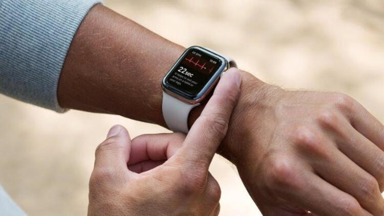 Apple Watch EKG özelliği Türkiye'de aktif hale geliyor