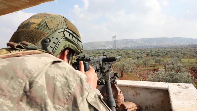 MSB: 3 PKK'lı terörist teslim oldu
