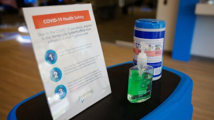 Ukrayna'da Türk vatandaşı koronavirüs şüphesiyle karantinaya alındı