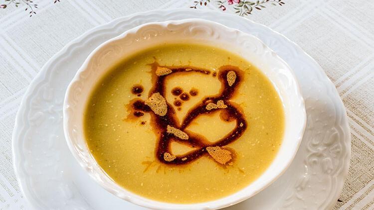 Düdüklüde mercimek çorbası tarifi