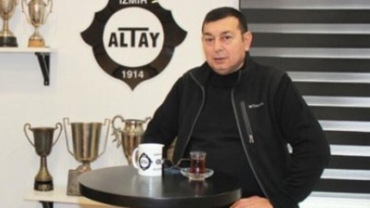 "Ahmet Taşpınar: ""Kalan 6 maçta 18 puan neden olmasın, hedefimiz Süper Lig..."""