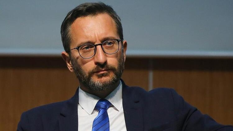 İletişim Başkanı Fahrettin Altun'dan videolu Corona Virüs önlemleri mesajı