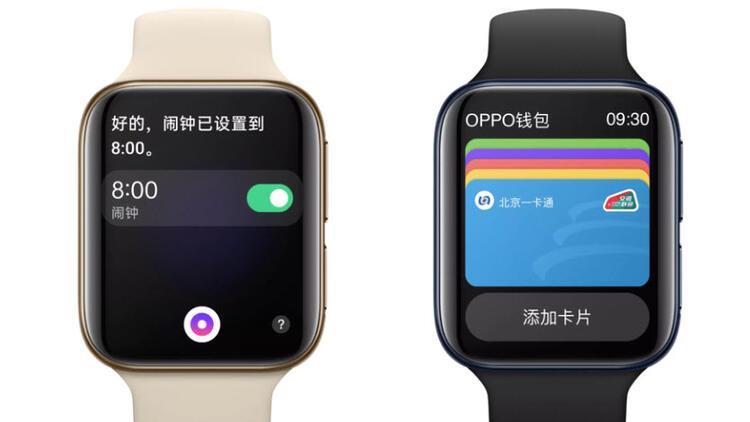 Oppo Watch vs. Apple Watch: Bu nasıl benzerlik?