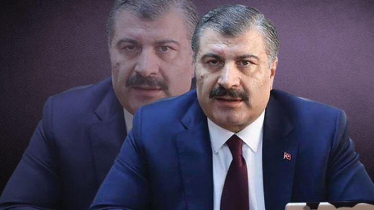 Son dakika haberi: Türkiyede corona virüslü vaka sayısı kaç oldu Sağlık Bakanı Kocadan yeni açıklama