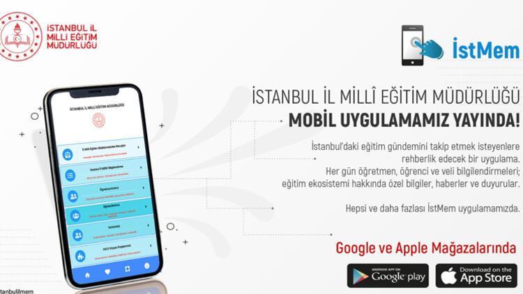 'İstMem' mobil uygulama hayata geçti