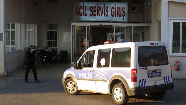 Maltepe'de hastane görevlilerini bıçaklayan şüpheli tutuklandı