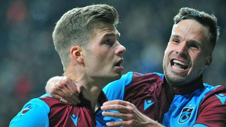 Milan'da Ibrahimovic yerine Alexander Sörloth! Son dakika Trabzonspor haberleri