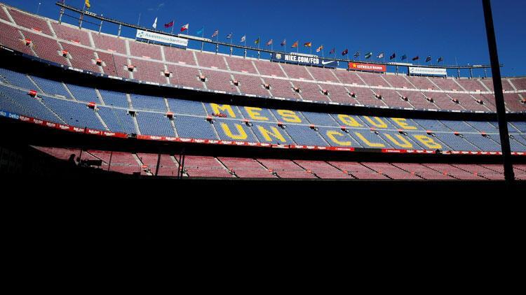 Son dakika: İspanya La Liga süresiz ertelendi!