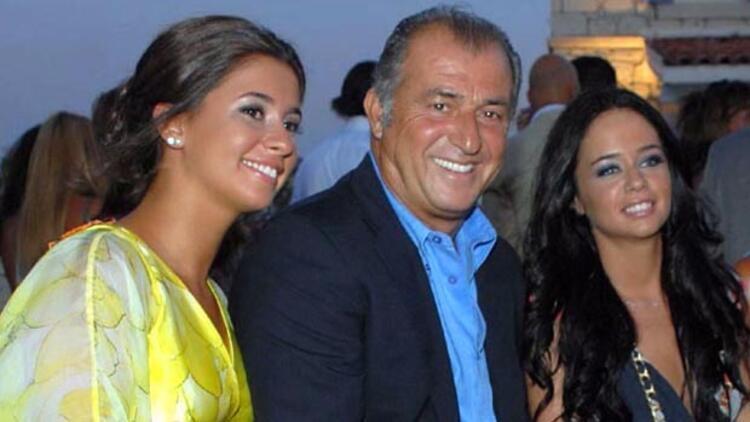Fatih Terim'in kızı Buse Terim, babası hakkında bilgi verdi
