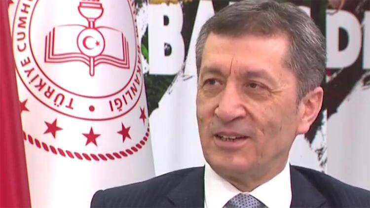 Son dakika haberleri... Milli Eğitim Bakanı Ziya Selçuk'tan eleştirilen görüntülerle ilgili açıklama