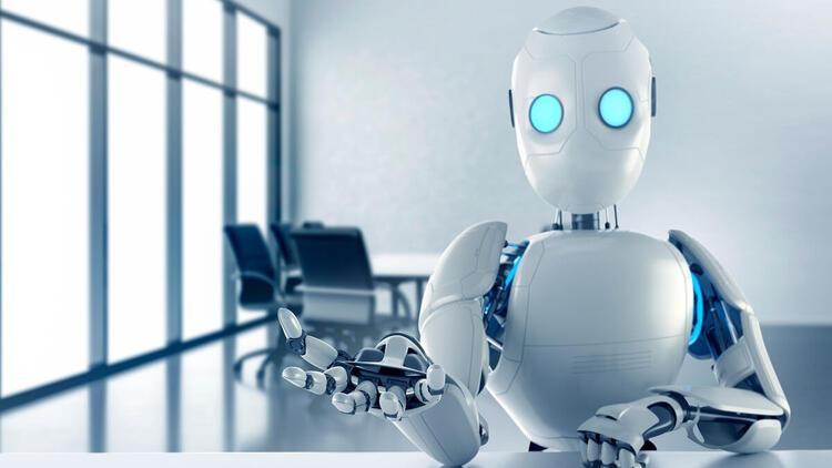 Koronavirüs salgınıyla mücadeleye robotlar da katıldı