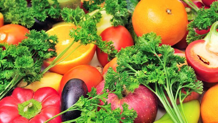 Bahar Aylarında Sebze ve Meyveler Nasıl Tüketilmeli?
