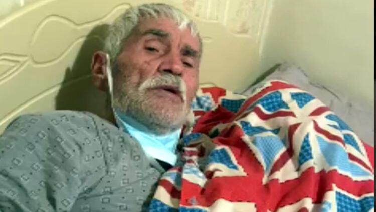 91 yaşındaki gurbetçi koranavirüsü yendi