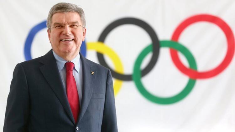"""IOC Başkanı Thomas Bach: """"Yeni tarihi en kısa sürede belirleyeceğiz..."""""""