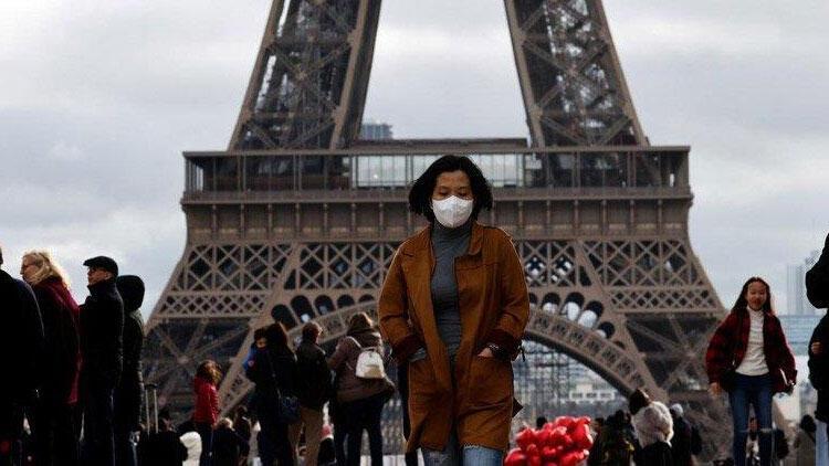 Son dakika haberi: Fransa'da bir günde 231 kişi hayatını kaybetti